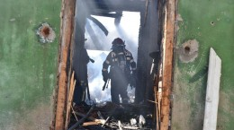 pompieri incendiu ISU