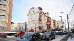strada lomonosov interzis semn circulatie parcari blocuri iarna