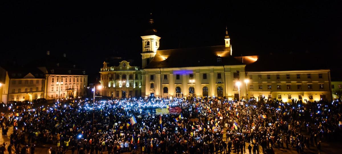 protest lumina
