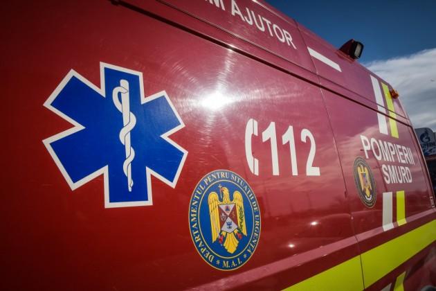SMURD pompieri 112 accident (2)