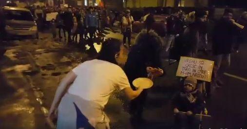 pizza proteste