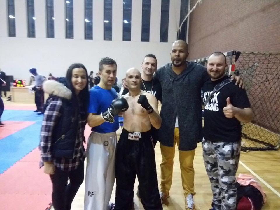 poza puma fight trofeul dacic 2