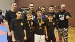 poza puma fight trofeul dacic