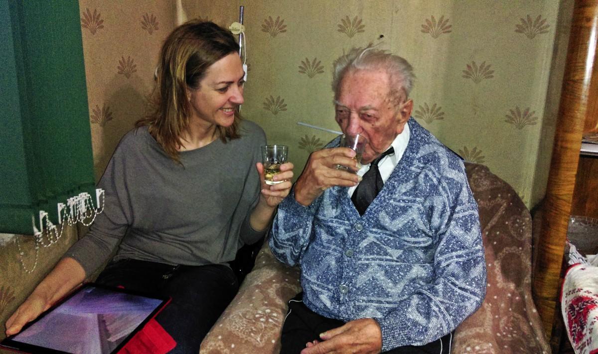 verean ghibu 101 ani