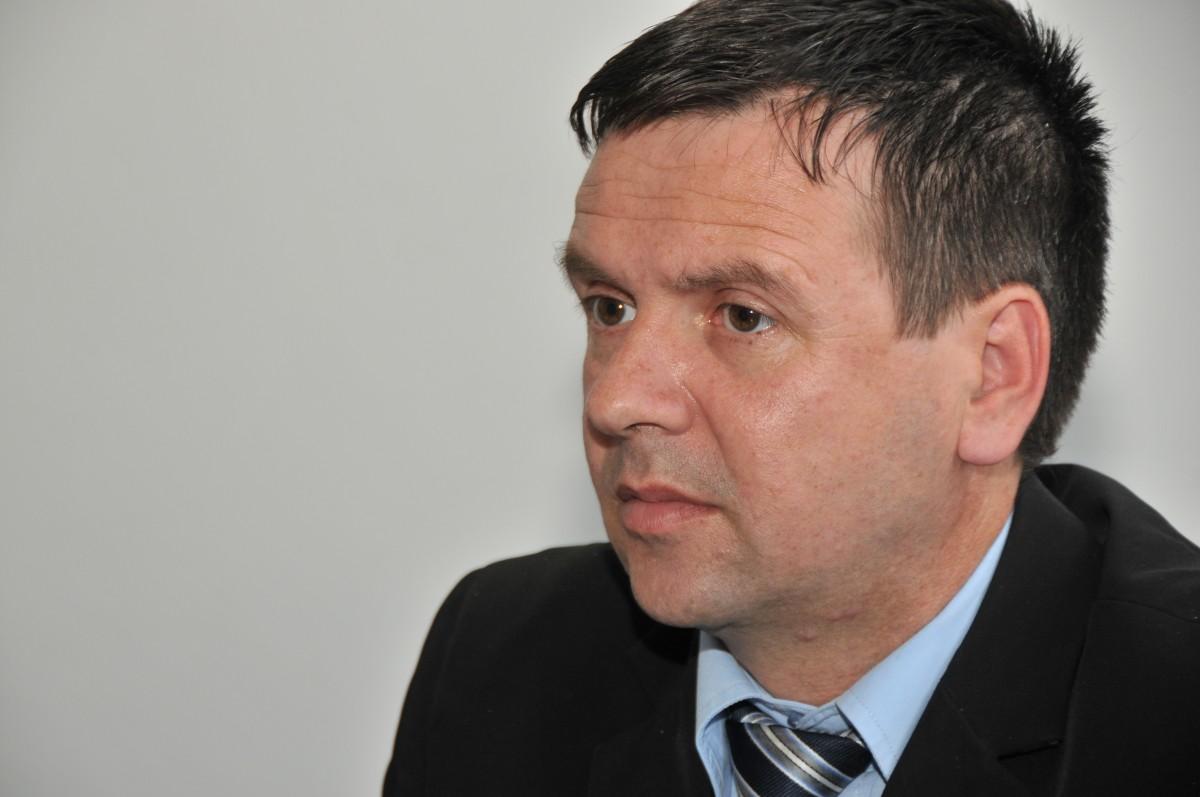 Bogdan Bucur, primarul comunei Rășinari