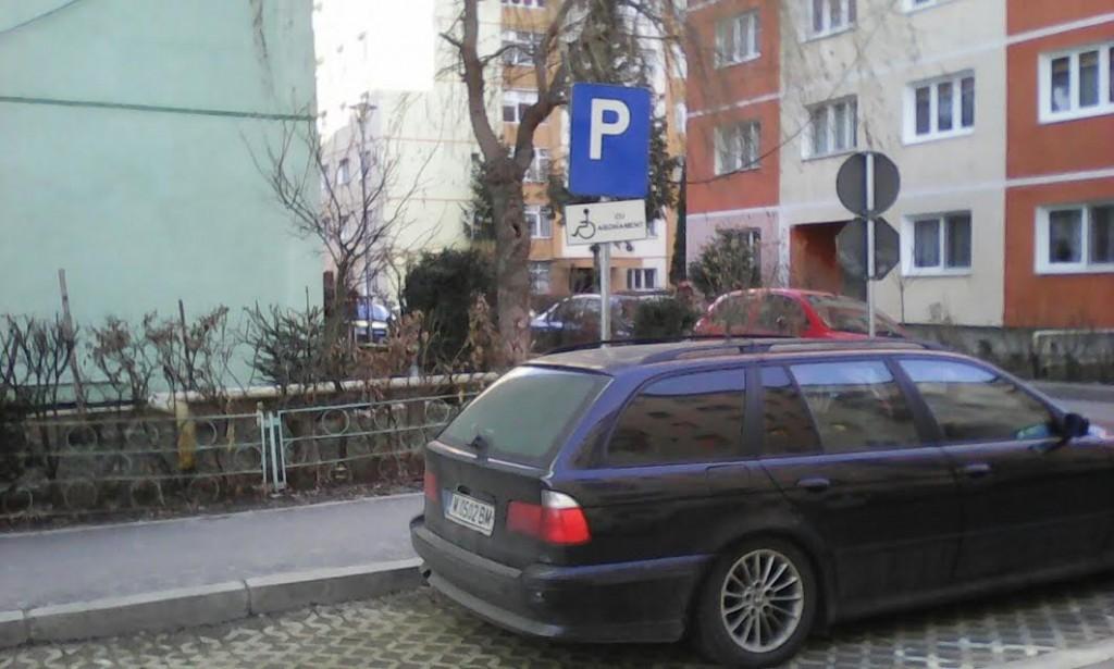 parcare bmw