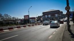 piata unirii dumbrava masini circulatie semne