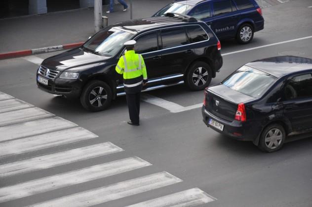politist circulatie