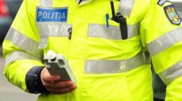 politist politie etilotest accident