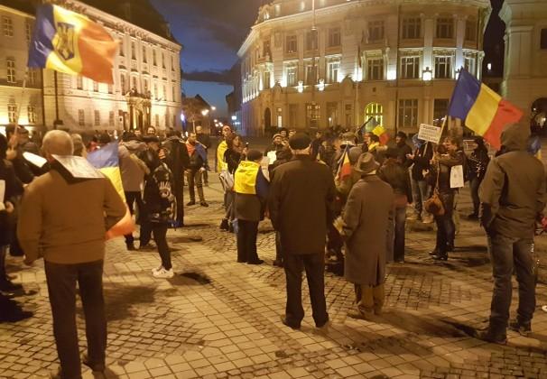 protest deschidere