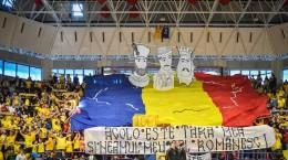 CSU suporteri -foto CSU Sibiu