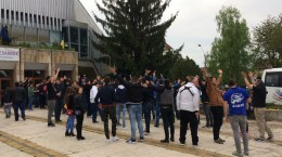 CSU fans Tg Mures (2)