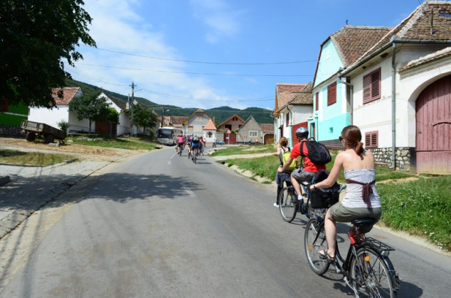 biciclisti bicicleta