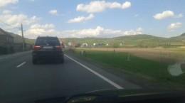 circulatie ingreunata valea oltului info trafic