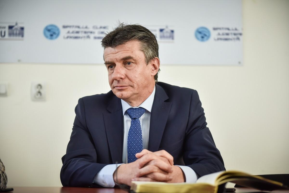 Cornel Benchea speră ca, de săptămâna viitoare, să înceapă și la Sibiu testele pentru Covid-19