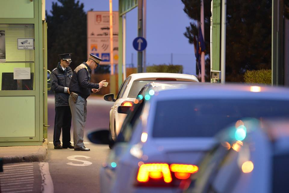 politie frontiera granita