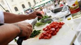 bucatar ingrediente piata mare de bun gust