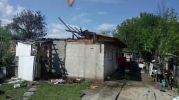 incendiu pompieri ISU (1)