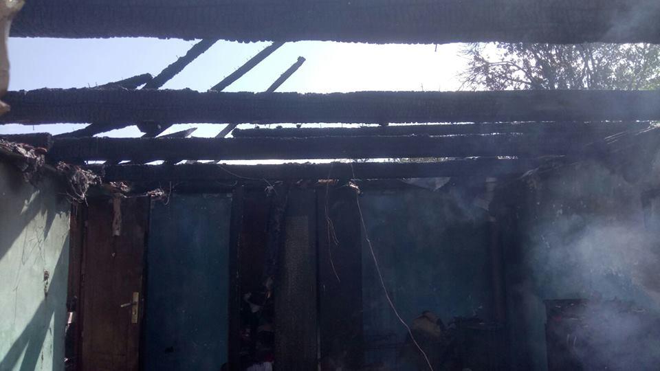 incendiu pompieri ISU (2)