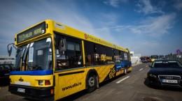 reclama pe autobuz tursib