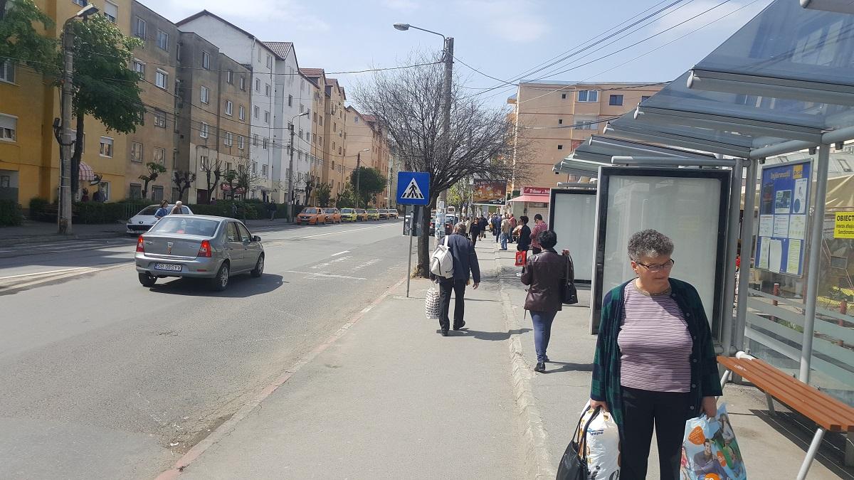 statie de autobuz vasile aaron 3
