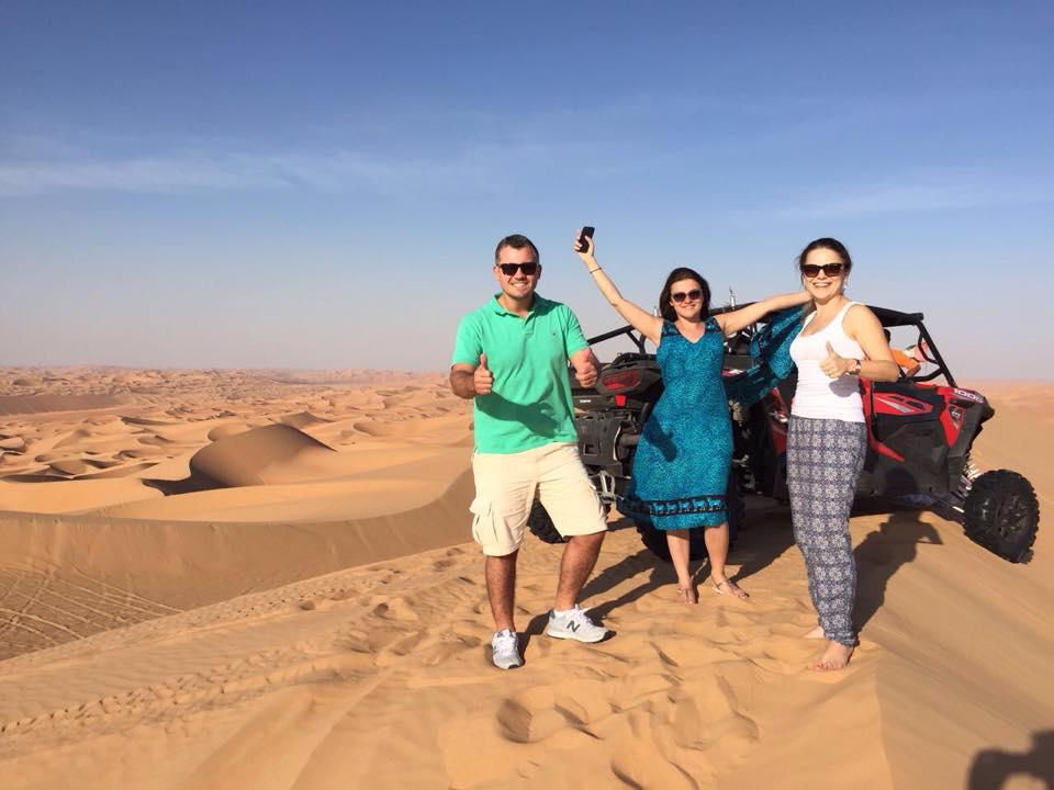 22. Abu Dhabi experience