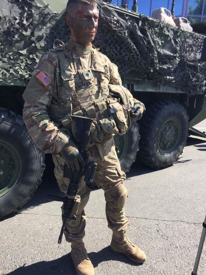 expozitie militara soldati armata americani (1)