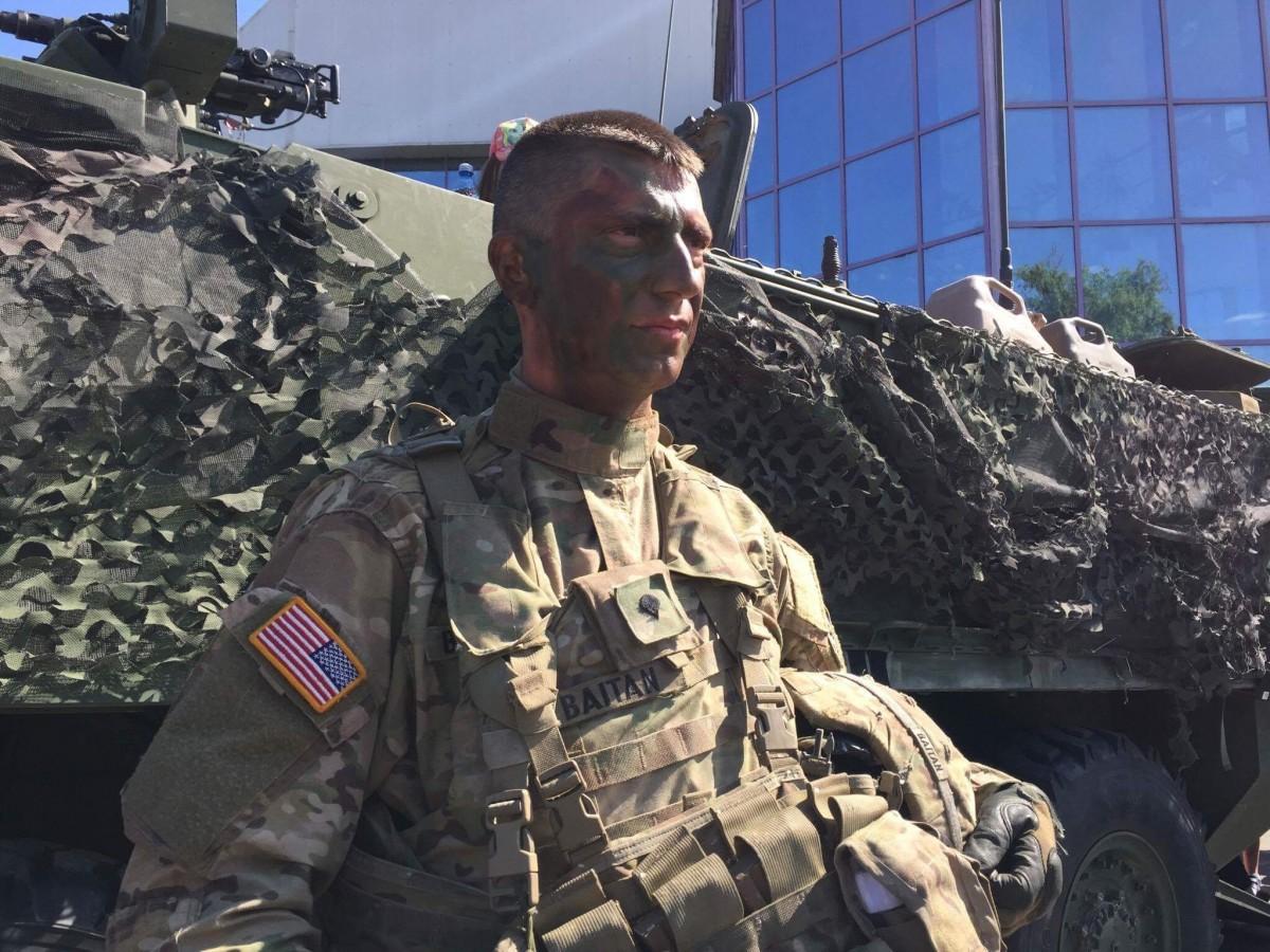expozitie militara soldati armata americani (2)