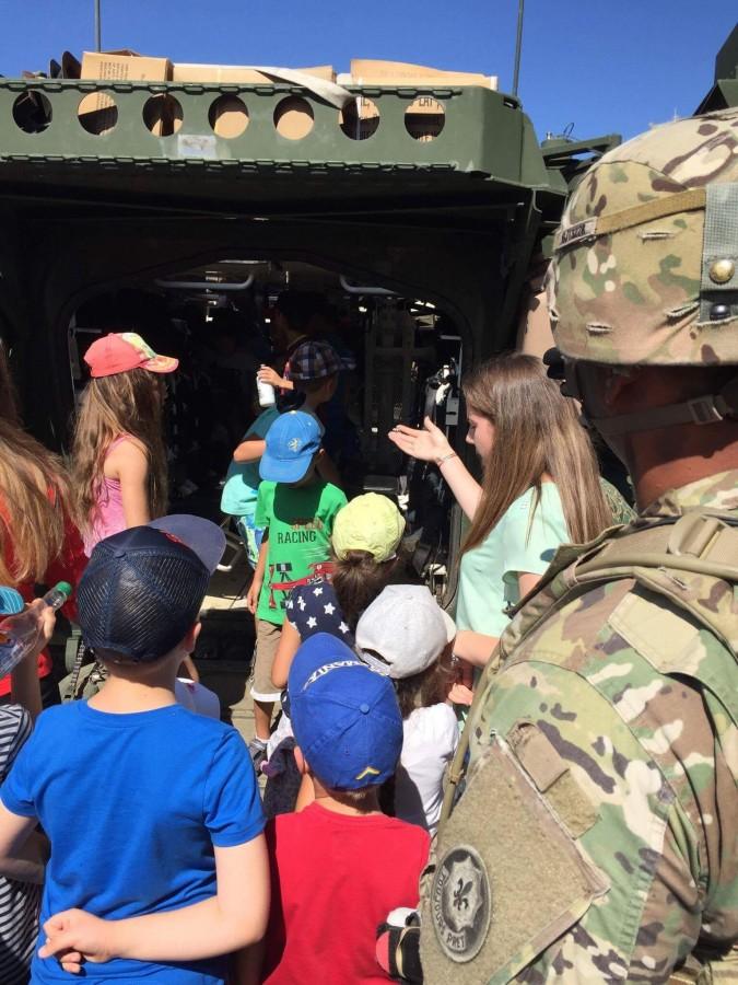 expozitie militara soldati armata americani (5)