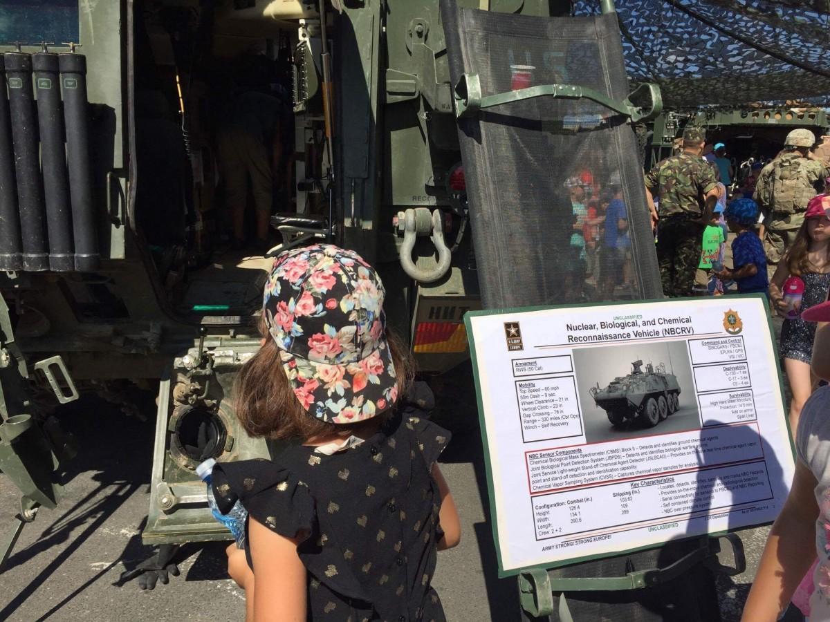 expozitie militara soldati armata americani (7)