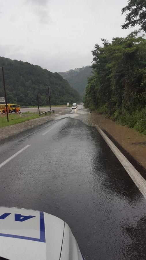 inundatii valea oltului DN 7