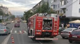 incendiu profi foto infotrafic