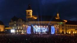 Stage Pano Music Fest Sibiu 2017