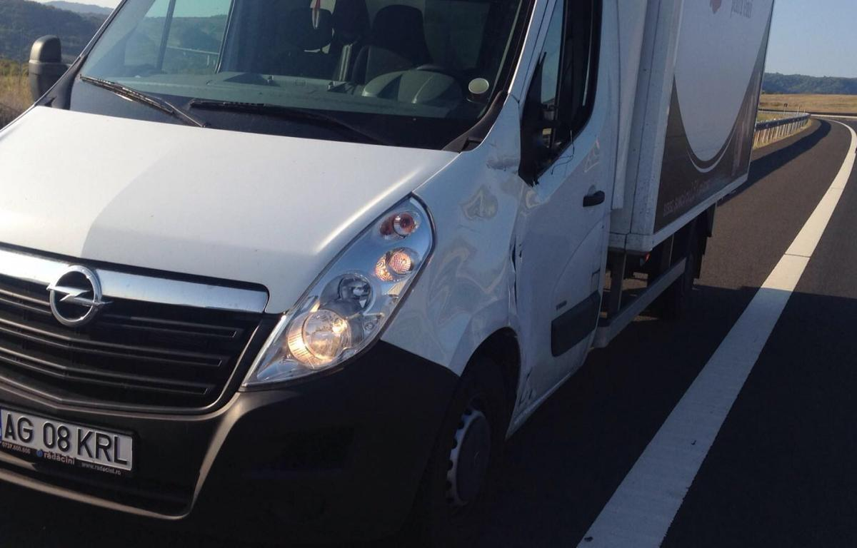 accident politist autostrada (2)