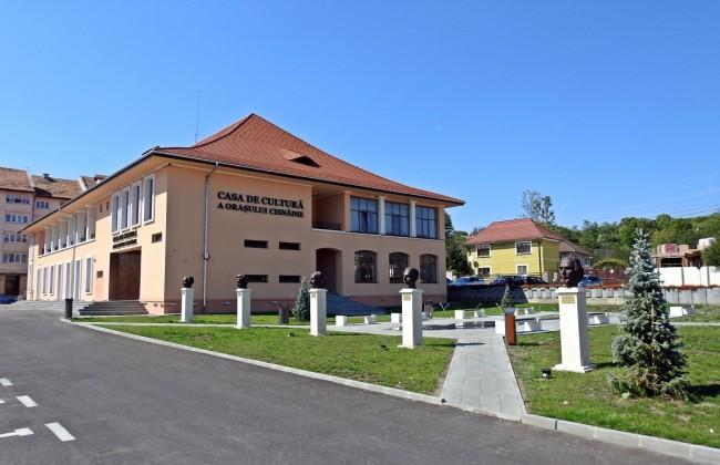 casa de cultura cisnadie