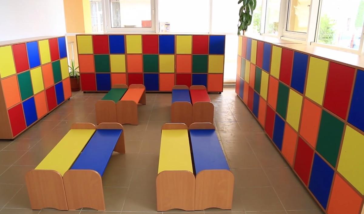 Noua grădiniță de pe strada Hațegului poate primi 150 de copii