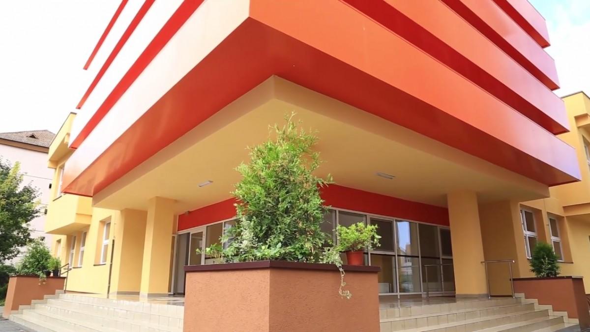 Una din noile creșe urmează să fie construită lângă grădinița recent deschisă în cartierul Ștrand
