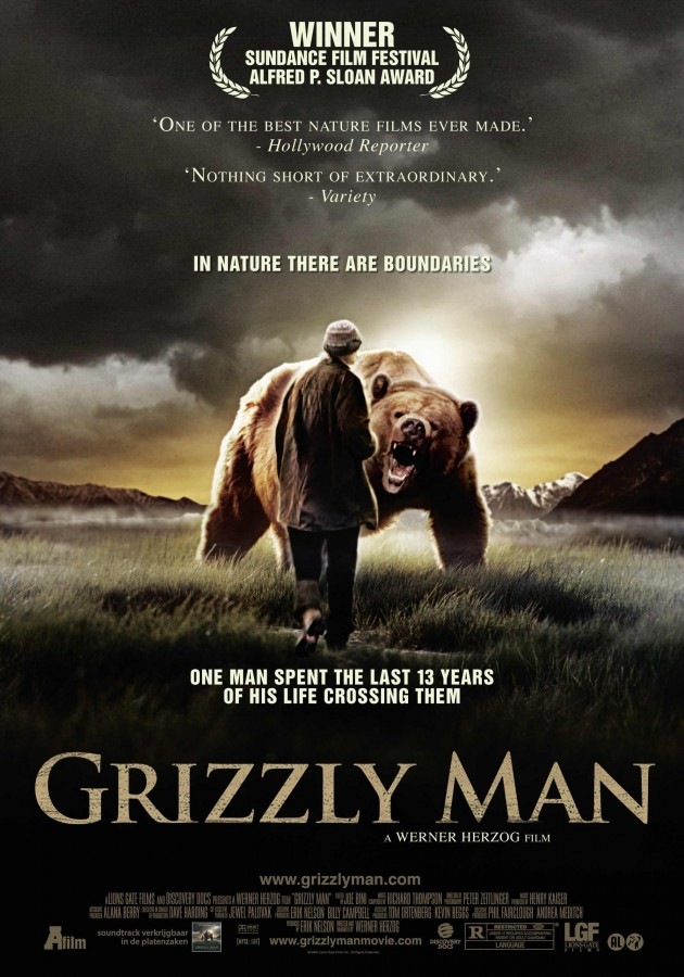 1362 Grizzly man_Poster