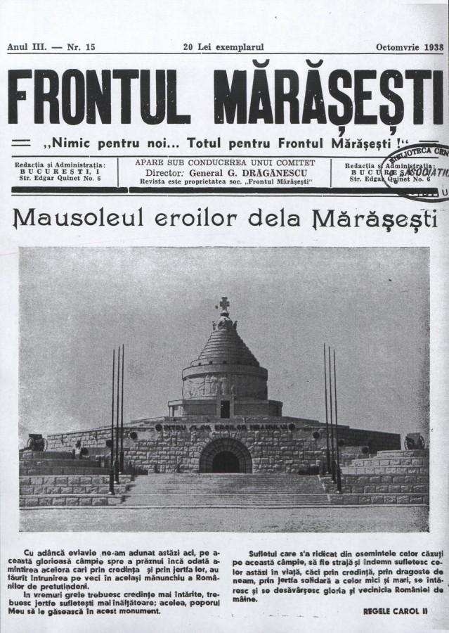 Frontul Marasesti