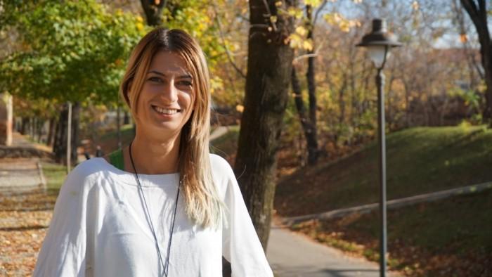 Ioana Dragomir arena platos