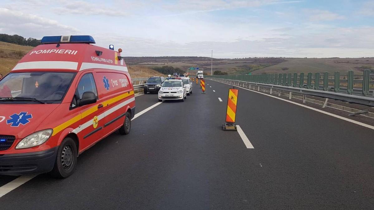 accident autostrada1