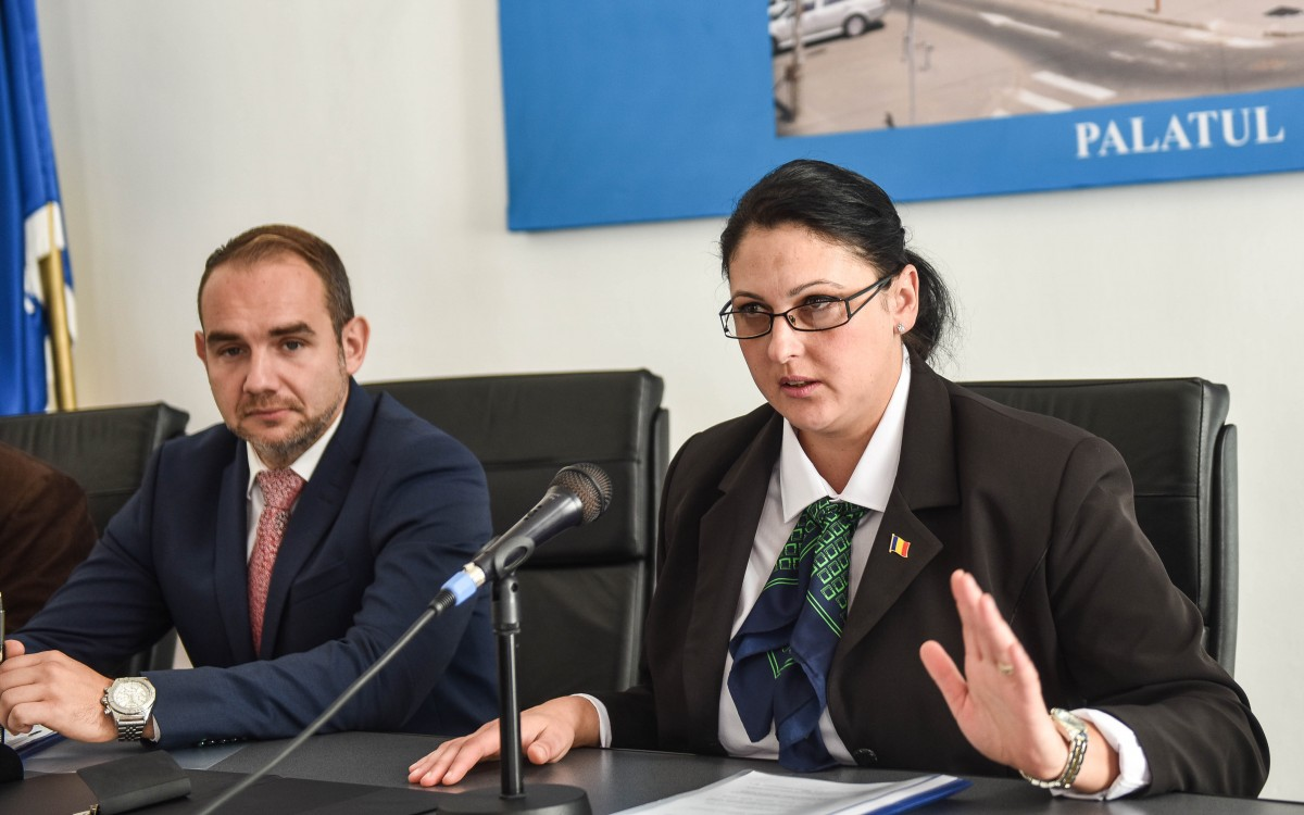 Adela Muntean, prefectul Sibiului, așteaptă motivarea hotărârii Înaltei Curți de Casație și Justiție