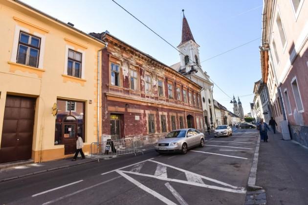 casa strada mitropoliei ziduri prabusite casa darama (1)