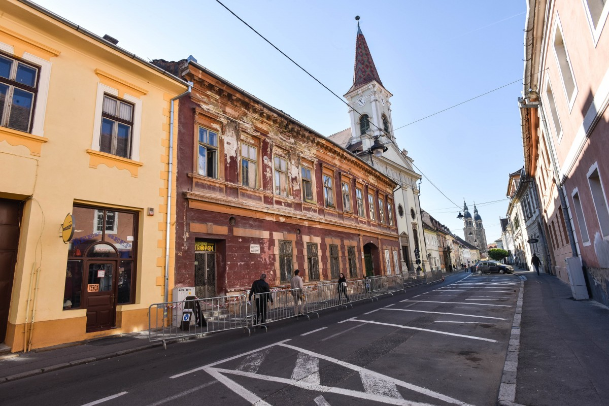 casa strada mitropoliei ziduri prabusite casa darama (2)