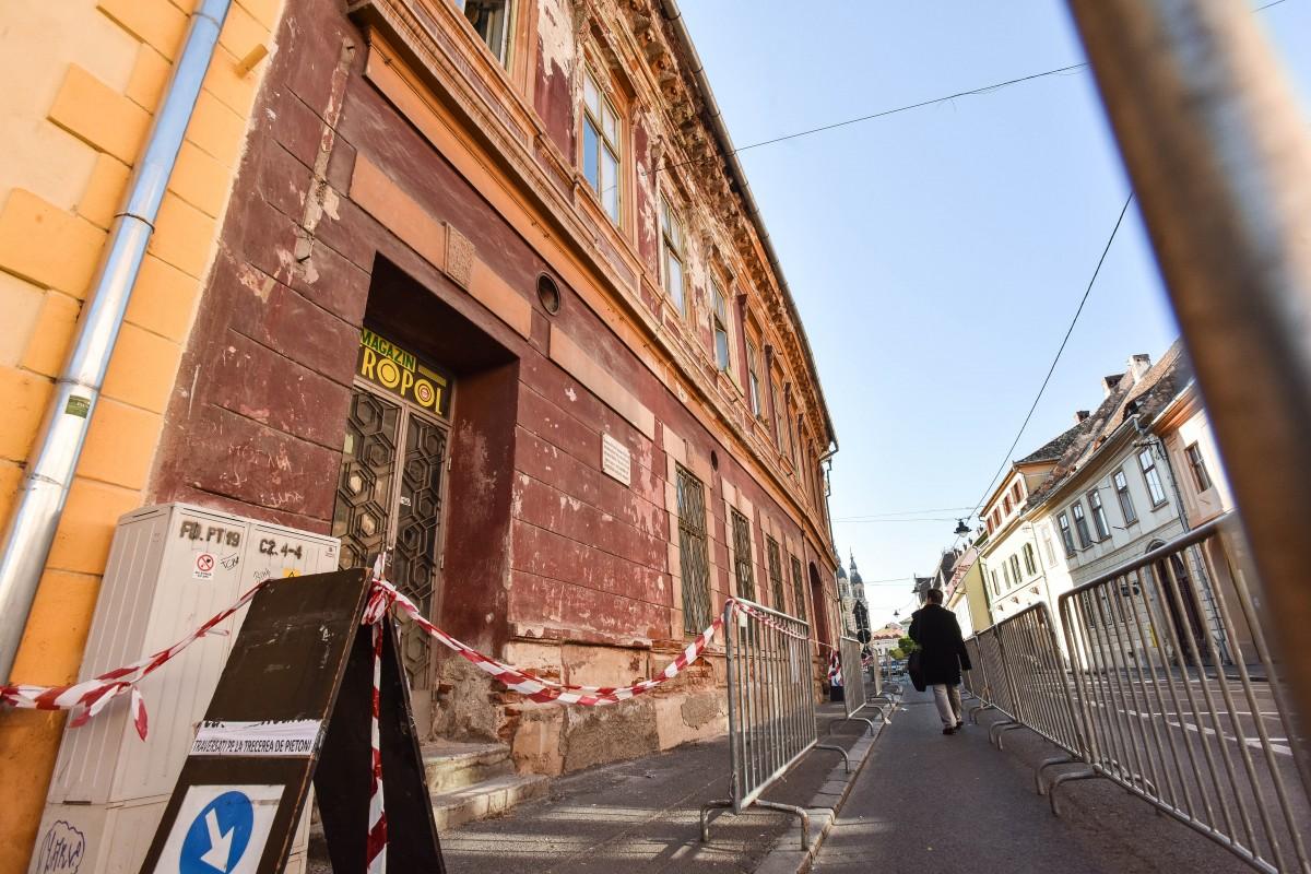casa strada mitropoliei ziduri prabusite casa darama (3)
