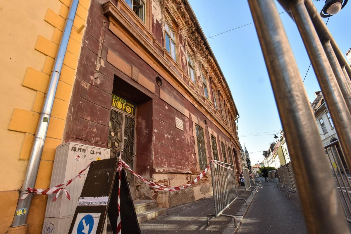 casa strada mitropoliei ziduri prabusite casa darama (4)