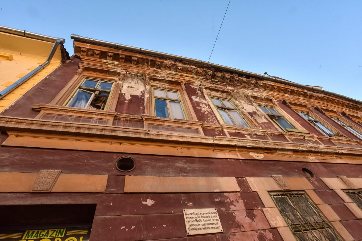 casa strada mitropoliei ziduri prabusite casa darama (5)