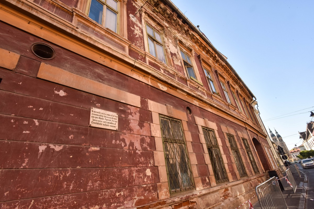 casa strada mitropoliei ziduri prabusite casa darama (7)