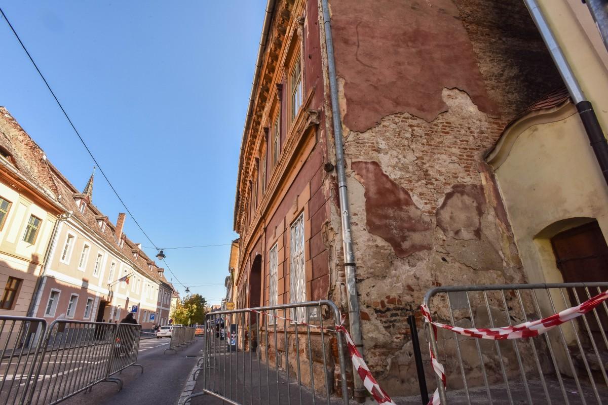 casa strada mitropoliei ziduri prabusite casa darama (8)