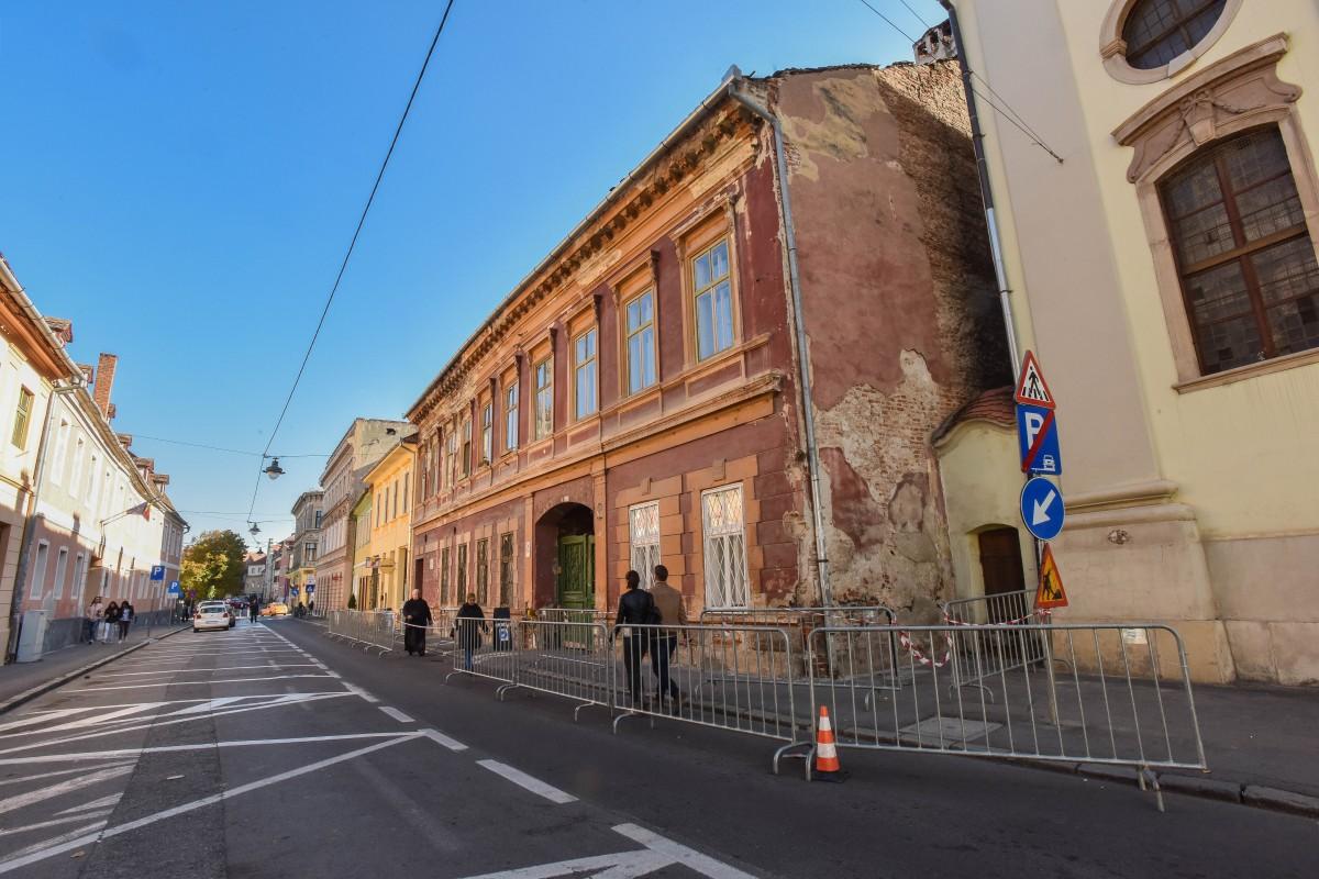 casa strada mitropoliei ziduri prabusite casa darama (9)